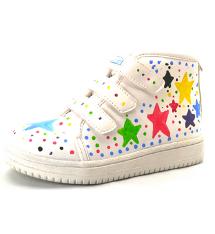 Monkies, la chaussure à colorier, que pour les enfants!