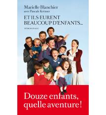 9 mois remplis d'amour avec Marielle Blanchier, maman de 12 enfants