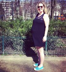 9 mois de réflexion avec Lucie du blog Les filles pensent que