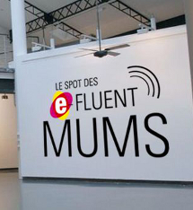 Spot des e-fluent mums 2: on y est!