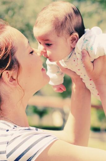 Tes instants privilégiés avec bébé en quelques mots?
