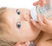 L'hydratation des plus petits