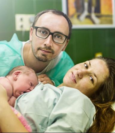 Séjour à la maternité: Lettre d'une jeune maman