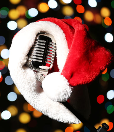 Noël, une playlist de Noël qui bouge le pompon