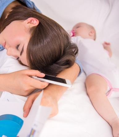 20 signes que vous êtes une mère épuisée