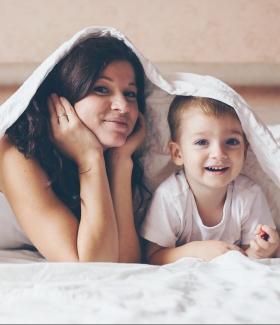 Une journée de mère en GIF