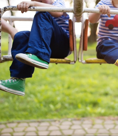 10 situations que vivent tous les parents au parc