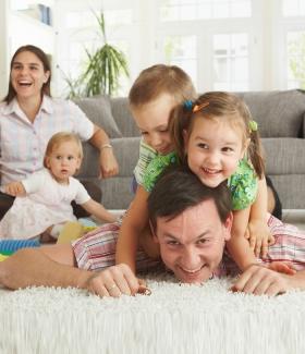 9 choses positives à savoir sur les enfants rapprochés