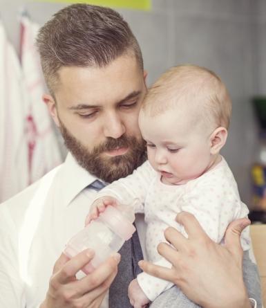 8 choses que j'envie aux papas