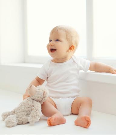 Les 12 seules choses dont on a vraiment besoin pour un bébé