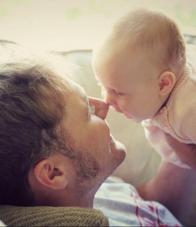L'instant où je suis devenu papa