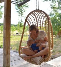 9 mois en douceur, avec Johanna du blog Mon petit nuage